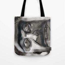 the executioner Tote Bag