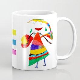 fly with me... Coffee Mug