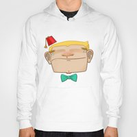 fez Hoodies featuring FEZ by Anthony Garzzona