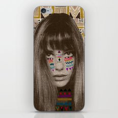 JANE iPhone & iPod Skin