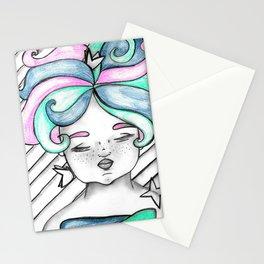 Baby Flutterbye Stationery Cards