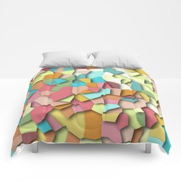 mosaic chaos Comforters
