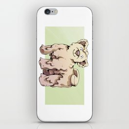 Camembear iPhone Skin