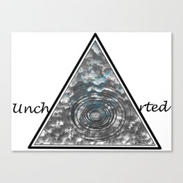 Uncharted Wind Canvas Print