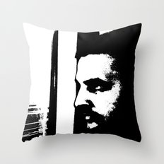 Intently Throw Pillow