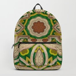 Starry night for bohemians Backpack