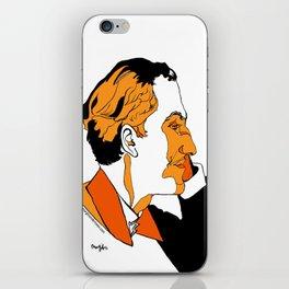 Gershwin iPhone Skin