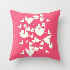 IDEVILS Throw Pillow