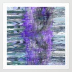 Fragment 09: Counter-Calm Art Print