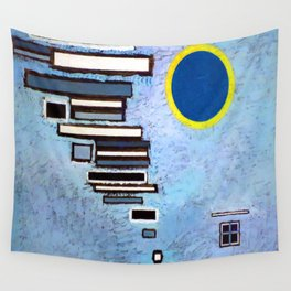 Wassily Kandinsky Unequal Wall Tapestry