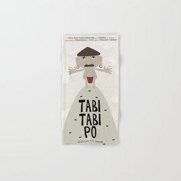 Tabi Tabi Po (Philippine Mythological Creatures Series) Hand & Bath Towel