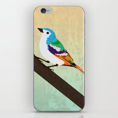 Bird is the Word iPhone & iPod Skin