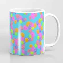 Spring Colors Drip Abstract Art Coffee Mug