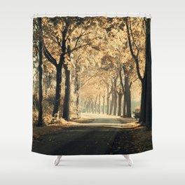 Autumn scenery #1 Shower Curtain