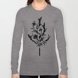 Fluid Bloom Long Sleeve T-shirt