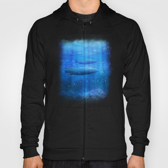 Save The Whales by Viviana Gonzalez Hoody