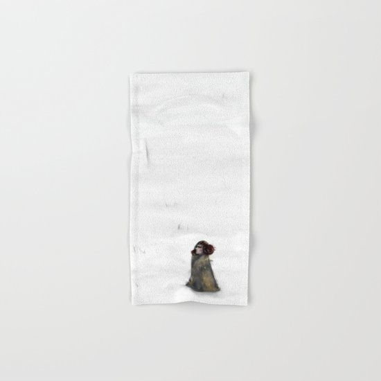 Waste for the Journey Hand & Bath Towel