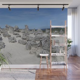 Stone forest Wall Mural