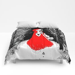 Red Riding Hood and the Wolf Comforters