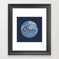 Sea of Serenity Framed Art Print