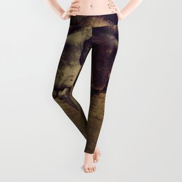 Nature Of Man Leggings