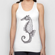 Hippocampus Abdominalis Unisex Tank Top