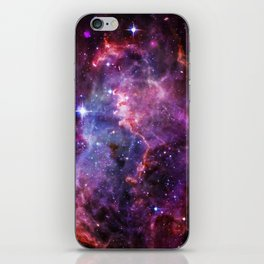 """""""Spacecase"""", by Brock Springstead iPhone Skin"""