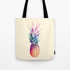 Mauve Pineapple Tote Bag