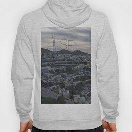 San Francisco - Sutro Tower Chill Hoody