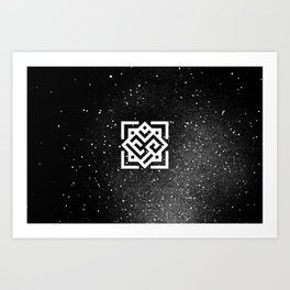 The Sound of the Universe Art Print