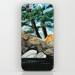The North Shore iPhone Skin
