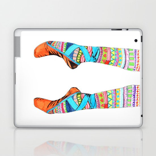 Happy Ballet Laptop & iPad Skin