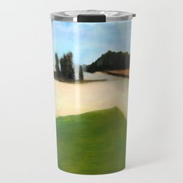 Landscape Series - Partly Cloudy Travel Mug