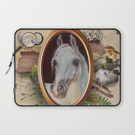 Spring collection in the Maximalist style Laptop Sleeve