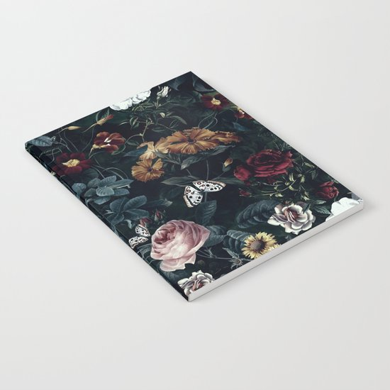 Botanical Garden V Notebook