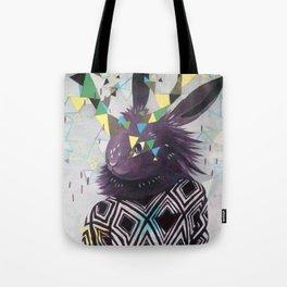 Dark Rabbit Tote Bag