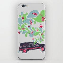 Hauntin' Dirty iPhone Skin