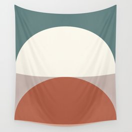 Abstract Geometric 01D Wall Tapestry