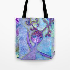 Spiral Guardian  Tote Bag