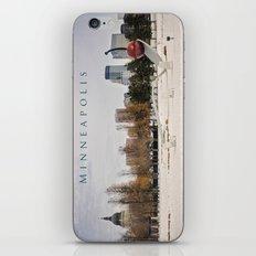 Minneapolis iPhone & iPod Skin