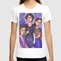sisters T-shirts featuring Sisters by Anna Gogoleva
