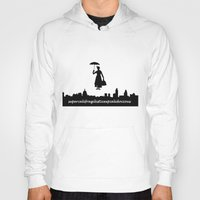 mary poppins Hoodies featuring mary poppins by cubik rubik