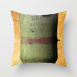 Pirates Are Da Bomb Throw Pillow
