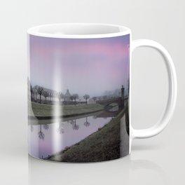 Pink Sky At Schloss Nordkirchen Coffee Mug