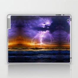 Illusionary Lightning Laptop & iPad Skin
