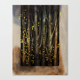 What's Hidden in the Trees I Canvas Print