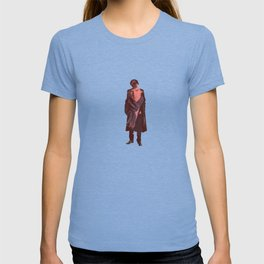 S K Holmes Double Exposure T-shirt