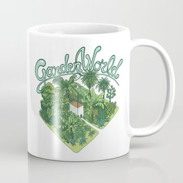Garden World Coffee Mug