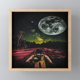 Journey Framed Mini Art Print