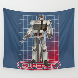 Superior Entertainment System Wall Tapestry